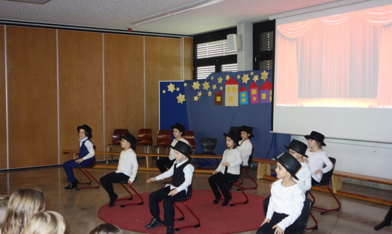 Musical der 2. Klassen