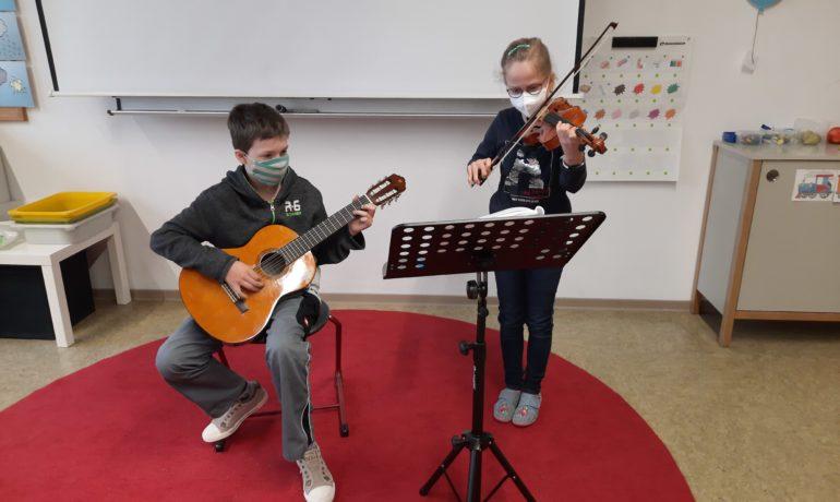 Klassische Musik im Unterricht